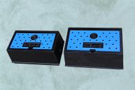 水道メータ筐φ20ミリ用とφ25ミリ用