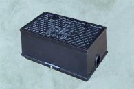 緊結式水道メータ筐φ25ミリ用
