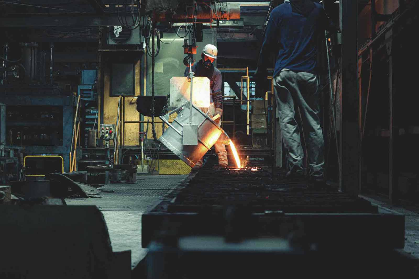 鋳物製造ヘッダー画像1