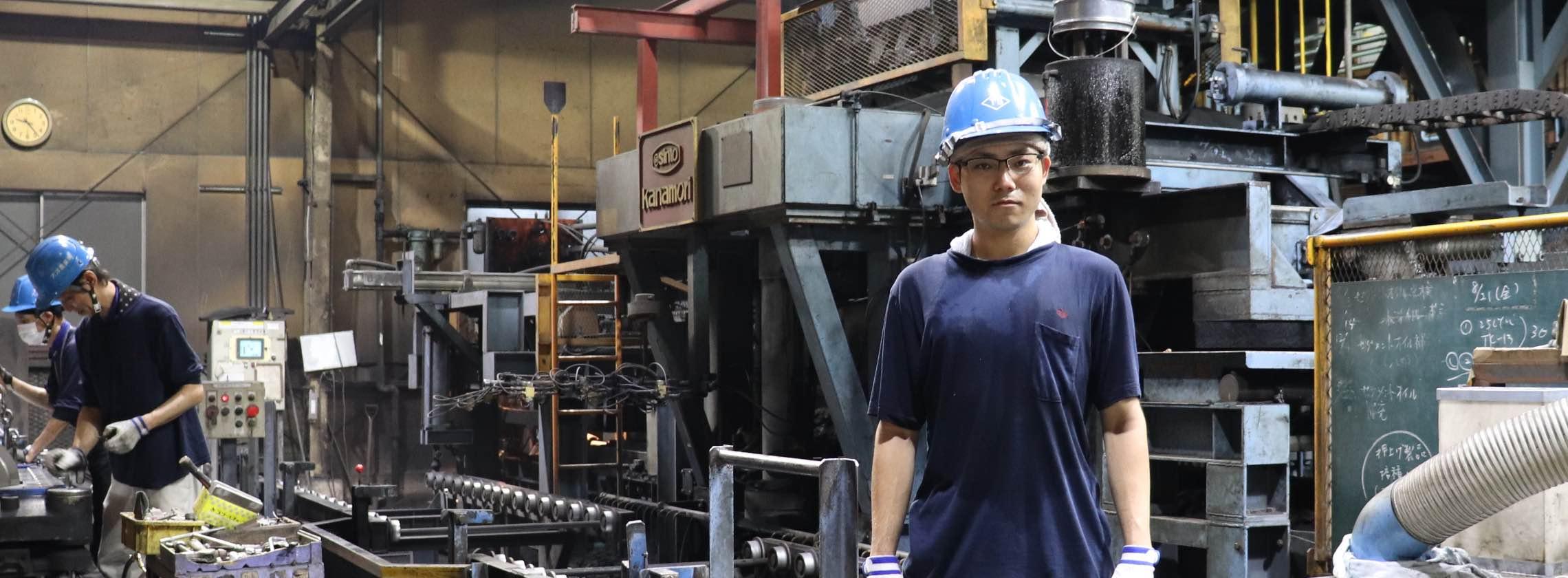鋳造・製造部|三重県鋳造メーカー求人情報|大洋産業