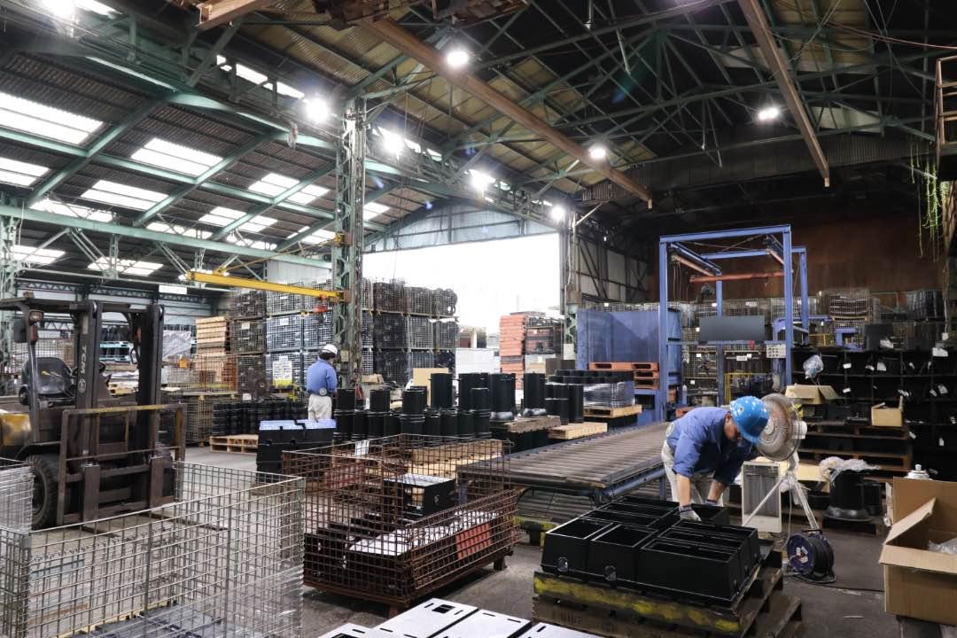 職場の様子|工作・組立・組付・発送|三重県鋳造メーカー求人情報|大洋産業