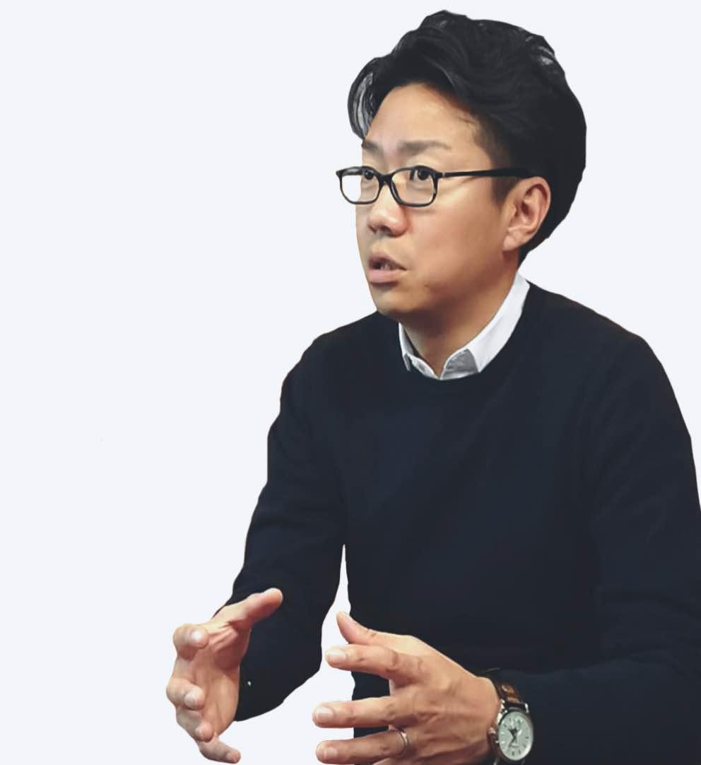代表取締役 影山彰久
